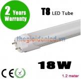 Đèn tuýp LED T8 18W 1m2