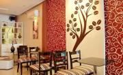 Ý tưởng dùng decal dán tường trang trí quán cafe
