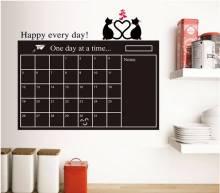 Decal bảng ghi chú hàng ngày
