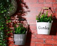Chậu cây xanh Garden