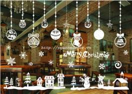 Decal Merry Christmas số 3