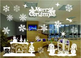 Decal Merry Christmas số 4