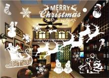 Decal Merry Christmas số 5