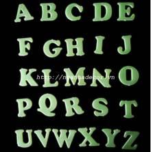 Bảng 26 chữ cái dạ quang