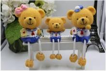 Bộ gia đình Gấu 3 thành viên