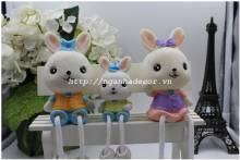 Gia đình Thỏ 3 thành viên số 2