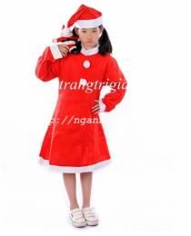 Trang phục giáng sinh cho bé gái (10-13 tuổi)