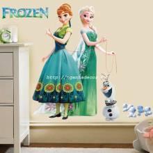 Decal Công chúa Elsa và Anna số 1