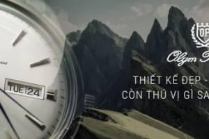 Lịch sử thương hiệu đồng hồ OP?