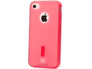 Ốp silicon Soft Jacket Iphone 4/4s