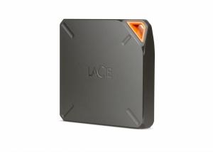 Lacie FUEL 1Tb Ổ cứng di động kết nối không dây cho ipad