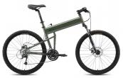 Xe đạp gập Montague chuyên dụng