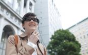 """Sony chính thức bán ra cặp """"mắt thần"""" SmartEyeglass, giá gần 18 triệu đồng"""
