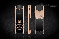 Vertu S Design Red Gold