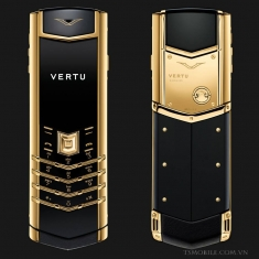 Vertu S Design Gold