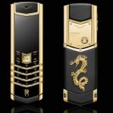 Vertu Signature S Gold Dragon