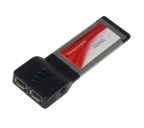 Card PCMCIA Express to 1394
