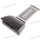 Card PCMCIA Express to Parallel