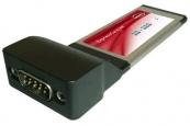 Card RS232 Port PCMCIA Express Card MM-ECP232