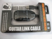 USB to Guitar guitar link cable
