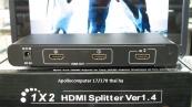 Bộ chia (Splitter) HDMI 1 vào 2 ra 1.4