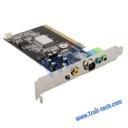 PCI Card TV Tuner FM