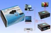Bộ chuyển VGA + Audio sang HDMI FY-1316