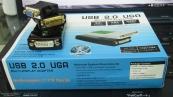 Chuyển đổi USB to HDMI/VGA/DVI 24+5 Adapter