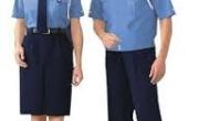 Đồng phục bảo vệ bán sẵn tiện lợi giá rẻ