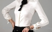 May đồng phục công sở kiểu Hàn Quốc