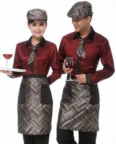 Đồng phục Nhà hàng Khách sạn Bán hàng 01