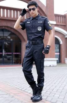 Đồng phục bảo vệ 36