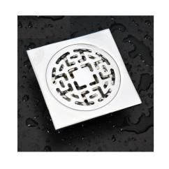 Phễu thoát sàn chống mùi hôi và côn trùng NX510