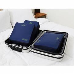 Bộ 3 túi du lịch xếp gọn NX6833