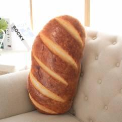 Gối 3D Bánh Mì 40cm NX1016