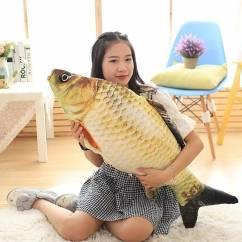 Gối ôm 3D Cá Chép 100cm NX1079