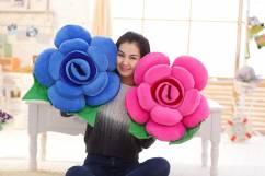 Gối 3D Hình Hoa Hồng 30cm NX1150