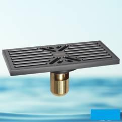 Phễu thoát sàn chống mùi và côn trùng Z-line NX597-1B