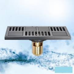 Phễu thoát sàn chống mùi và côn trùng Z-line NX598-1B