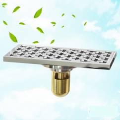 Phễu thoát sàn chống mùi và côn trùng Z-line NX599