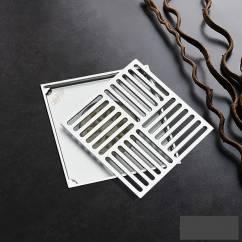 Phễu thoát sàn chống mùi và côn trùng NX672
