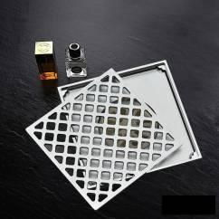 Phễu thoát sàn chống mùi và côn trùng NX674