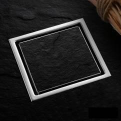 Phễu thoát sàn chống mùi inox304 TS134-1L