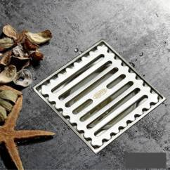 Phễu thoát sàn chống mùi inox TS130-L