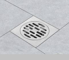 Phễu thoát sàn chống mùi inox TS125