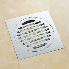 Phễu thoát sàn chống mùi 15cm NX539-1L