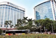 Khách sạn Daewoo Hà Nội: thay thế toàn bộ tay co thủy lực và bản lề sàn Dorma