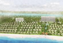 Dự án Mövenpick Cam Ranh Resort: Cung cấp bản lề giảm chấn Grass Tiomos và ray âm Grass Dynamoov