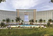 Radisson Blu Cam Ranh Resort: Cung cấp toàn bộ bản lề giảm chấn Grass Tiomos và ray âm Grass Dynamo