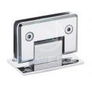 Bản lề phòng tắm kính NewEra 90 độ kính-tường 2 chiều